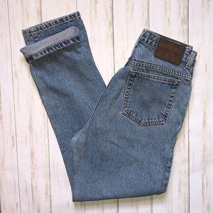Vintage Calvin Klein High Waist Mom Jeans 10